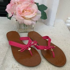 NEW Kate Spade Pink Sandals Slippers 8